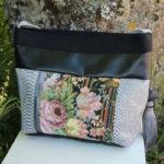 sac-bandouliere-gris-skai-tapisserie-noir